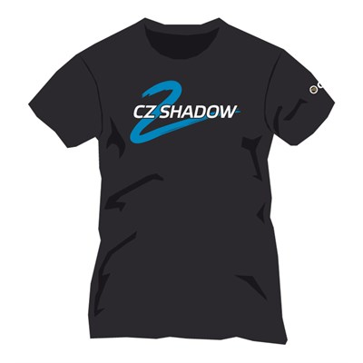 T-shirt CZ Shadow 2 svart,  XL