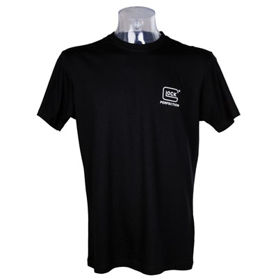 T-Shirt GLOCK Engeneering men short sleeve black XXL